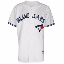 Toronto Blue Jays MAJESTIC Authentic On-field Home White Jersey Men's