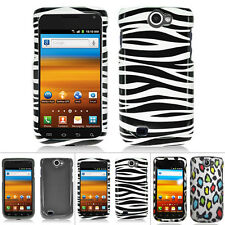 For Samsung Galaxy Exhibit II 2 4G T679 W i8150 Colorful Design Hard Case Cover