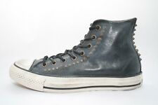 Converse Chuck Taylor John Varvatos Men's Studded Leather Black Hi 132840C