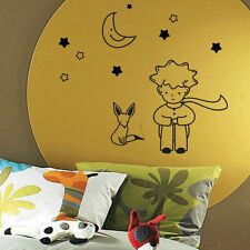 Little Prince Nursery Children Kids Star Wall Stickers wall Decals wall decor