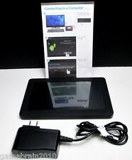 """Ematic 7"""" ProSeries Multi-Touch Tablet with Android 4.0 - 4GB -  Black."""