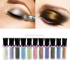Makeup Cosmetic Glitter Powder Matte Eyeshadow Roller Color Eye Shadow 11 Colors