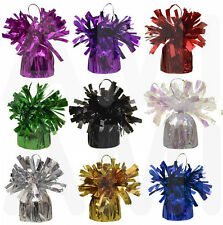 PYRAMID FOIL HELIUM BALLOON WEIGHTS WEDDING BIRTHDAY CHRISTMAS PARTY DECORATIONS