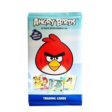 ANGRY BIRDS TRADING CARDS COLLECTION - 6 CARDS PER PACK