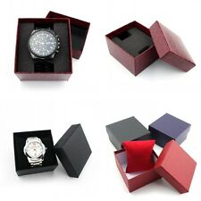 Wholesale Durable Bracelet Bangle Jewelry Watch Box Case Present Gift Boxes Case