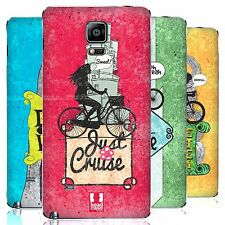 HEAD CASE DESIGNS BICYCLE LOVE REPLACEMENT BATTERY COVER FOR SAMSUNG PHONES 1