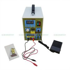 788H / 1.9KW LED Dual Pulse Micro-computer Battery Spot Welder Battery Charger