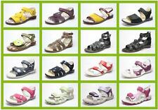 Richter Size 31 Medium Kids Girls Shoes Sandals in Various Colours