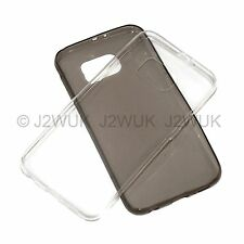 Ultra Thin Transparent Soft Gel Silicone Case Cover For Nokia Lumia Models