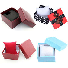 Durable Presentation Gift Box Case For Bracelet Bangle Jewelry Wrist Watch Boxes