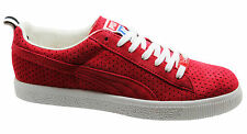 Puma Clyde X UNDEFEATED Gametime Chicago Bulls Mens Trainers 354271 02 D44