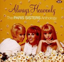 Always Heavenly:paris Sisters Antholo - Sisters Paris New & Sealed Compact Disc