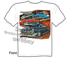 Chevy Shirt Chevrolet Clothing Vintage Car Shirts Classic Car 1955 1956 1957 Tee