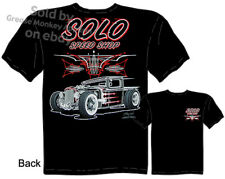 Hot Rod T Shirt 32 33 34 Ford Pickup Tee 1932 1933 1934 Truck Speed Shop Clothes