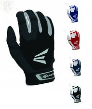 New Easton HS3 Youth Batting Gloves Black Red Royal Blue Navy White A121848-52