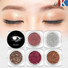 EYE SHADOW Pigment Glitter Eye Shadow 2.5g 5COLOR Korea Cosmetic k-beautybox