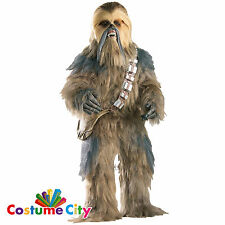 Official Star Wars Supreme Collectors Edition Chewbacca Fancy Dress Costume