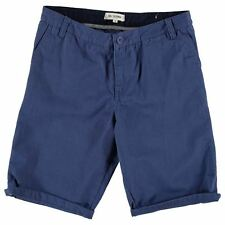 Ben Sherman Kids 14V Shorts Cotton Relaxed Look Cargo Belt Loops Junior Boys