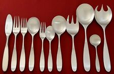 Lauffer MAGNUM Stainless JAPAN Towle Satin Silverware Flatware Pieces CHOICE!