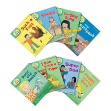 Oxford Reading Tree Read With Biff, Chip,and Kipper Level 3 8 Books Set NEW Pack