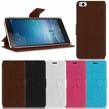 Folio Leather Case Wallet Magnetic Flip Stand Cover For Xiaomi Mi 5 Mi5 M5