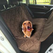 Non-slip Pet Car Seat Cover Water-proof Dog Cat Safety Hammock Mat for SUV I9Z8