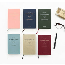 Iconic Essay Book Ver.5 Notebook Diary Planner Journal Study Scrapbook Scheduler