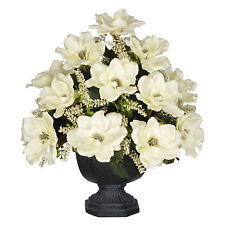 House of Silk Flowers Inc. Artificial Magnolia with Astilbe