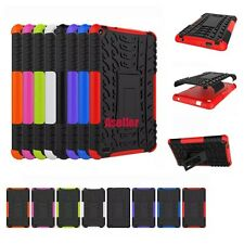 """For Amazon Kindle Fire 7"""" 7.0 3D Shock Skip Proof Grenade Rugged Grip Tough Case"""