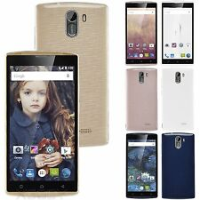 5'' Unlocked 3G GSM Dual SIM quad Core Android Mobile Cell Phone Smartphone GPS