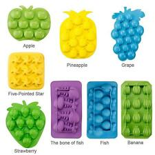 Amusing Party Drink Ice Tray Pineapple Shape Ice Cube Freeze Mold Ice Maker Mold