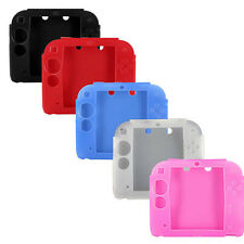 New Protective Soft Silicone Rubber Gel Skin Case Cover Skin for Nintendo 2DS