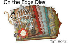 Tim Holtz® Alterations On the Edge™  Dies by Tim Holtz for Sizzix