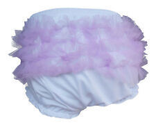 Adult Baby Ruffle Panties Bloomers Diaper Cover/FMP03-1&2