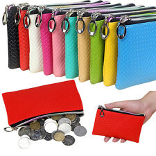 Fashion Women Leather Wallet Zipper Clutch Purse Long Handbag Bag Coin Purse New