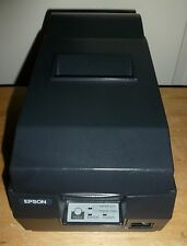 EPSON TM-U200PA POS IMPACT DOT MATRIX PRINTER - MODEL M119A - PARALLEL PORT