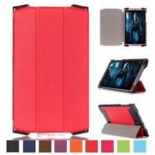"""Stylish Folio Leather Case Stand Cover Pouch For ACER Predator 8 8"""" GT-810 Case"""