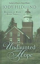 NEW Undaunted Hope by Jody Hedlund Hardcover Book (English) Free Shipping