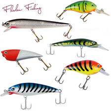Fladen Eco Plug Lure Range for Perch Pike Zander Bass – all sizes & patterns