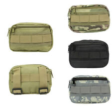 Tactical Military Waist Bag Pack Mollle Bag Accessory Pouch Outdoor Camping