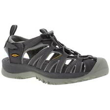 Keen Whisper Womens Adjustable Walking / Water Sandals Grey