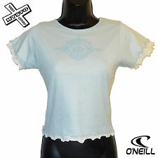 O'NEILL BOARD GIRLIES 'DOUBLE LAYER TEE' GIRLS TOP AGE 10 12 14 BNWT RRP £27