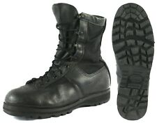 US Military GORETEX ICB INFANTRY COMBAT BOOTS Vibram USA MADE Black VGC