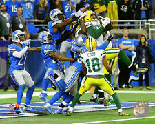 Richard Rodgers Green Bay Packers 2015 NFL Action Photo SO071 (Select Size)