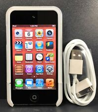 Apple iPod Touch 4th Generation 8, 16, 32, or 64GB White or Black Case Bundle