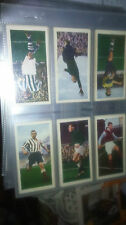 Chix ' Famous Footballers  ' Series 2   1956 - FULL SET of 48 cards