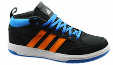 Adidas Sports Performance Oracle VI Str Mid Mens Trainers Shoes Black B26669 WH