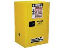 """Justrite Sure-Grip® 35""""H x 23.25""""W x 23.25""""D EX Compac Flammable Safety Cabinet"""