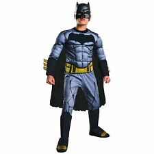 Batman v Superman: Dawn of Justice Deluxe Muscle Chest Child Batman Costume