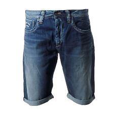 Pepe Jeans Mens Cash Shorts Pants Summer Casual Pockets Trousers
